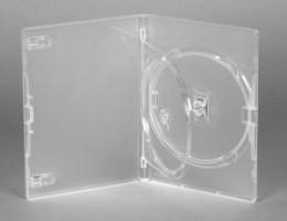 amaray dvd h lle 2 fach transparent mit klapptray 2er dvd box cd h llen dvd h llen 1 2 3 4 5 6 7. Black Bedroom Furniture Sets. Home Design Ideas