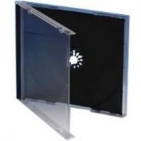jewel case 1 er mit schwarzem tray 143x124x10mm 50 st ck cd h llen cd h llen 1 2 3 4 6 8 fach. Black Bedroom Furniture Sets. Home Design Ideas