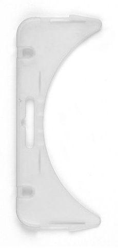 Ejector Abheft-Clip transparent